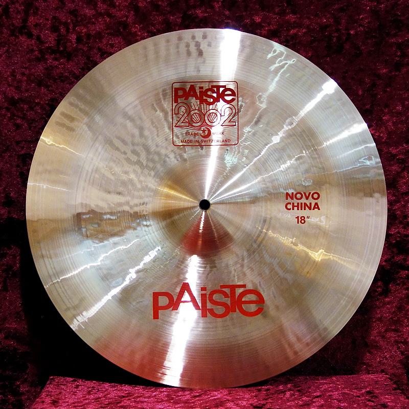 "PAiSTe 2002 Novo China 18 ""[popular of China! In classic] [1 limited edition large special !! 40% OFF !!]"