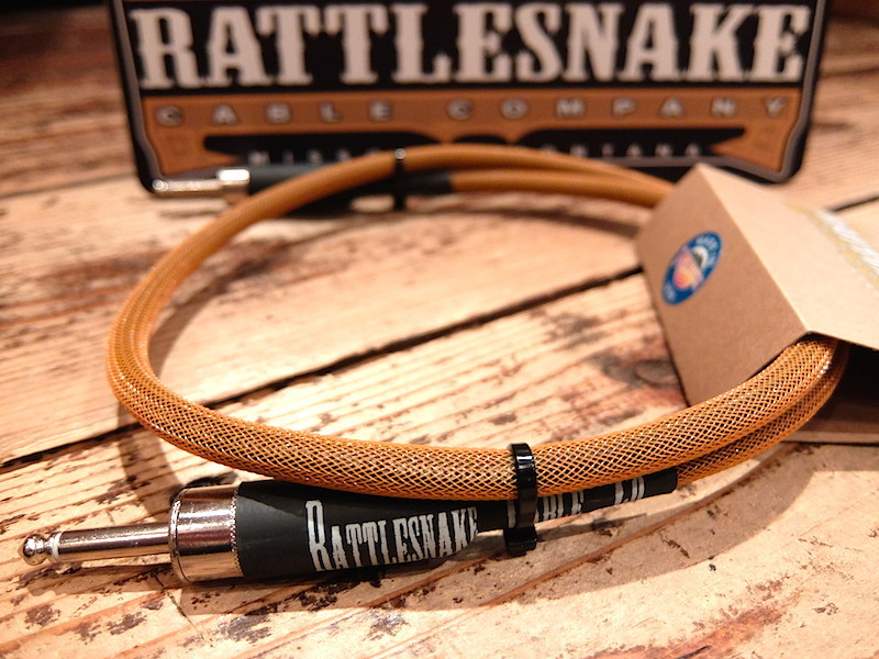 Rattlesnake Cable Speaker Cable Copper 90cm