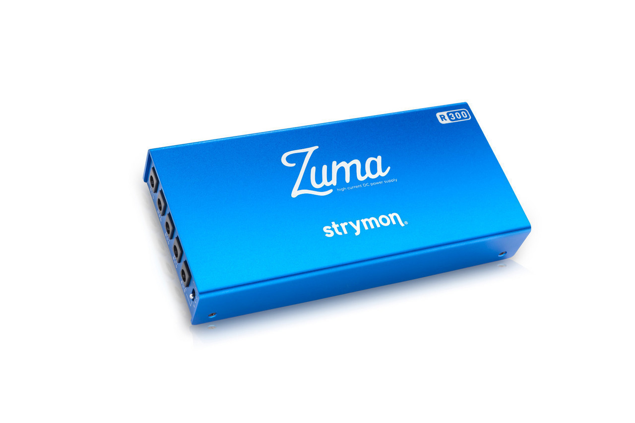 strymon Zuma R300 [スリム・大容量・低ノイズパワーサプライ]
