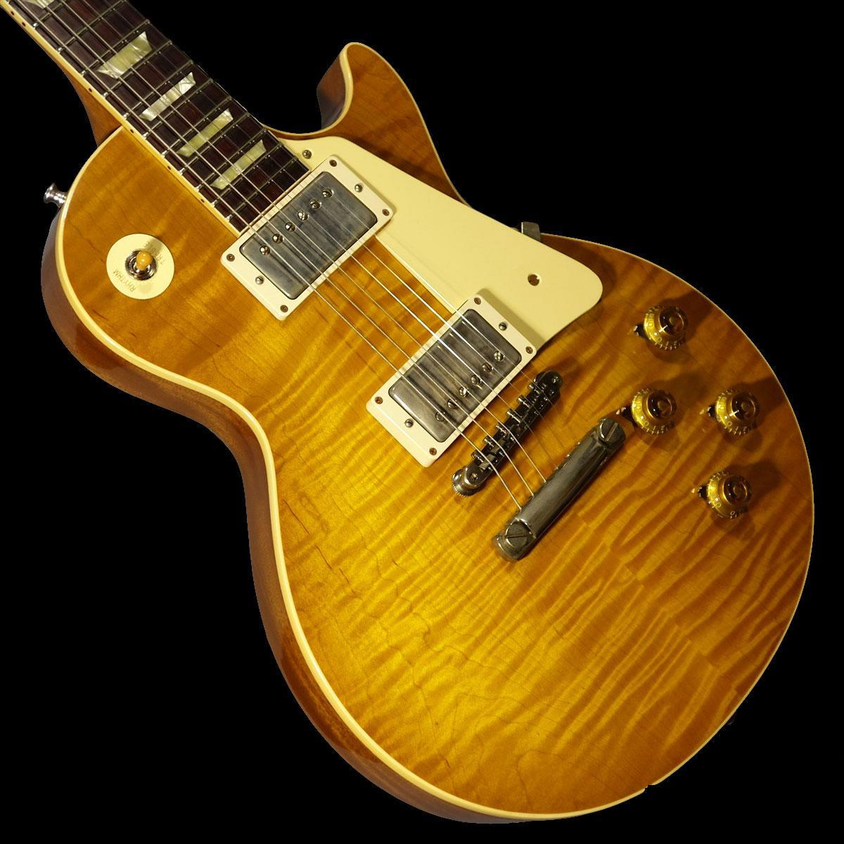 Gibson Custom Shop 60th Anniversary 1959 Les Paul Standard Dirty Lemon VOS /Indian Rosewood