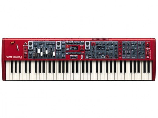 Clavia Dmi Nord Stage 3 Compact [semi-weighted organ type waterfall keyboard!] []