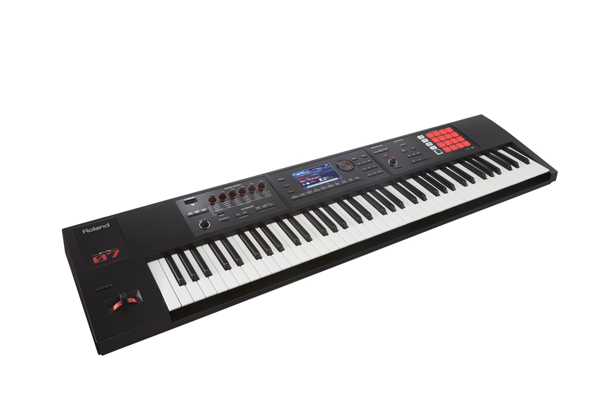 Roland FA-07 Music Workstation 76鍵盤 シンセサイザー【横浜店】