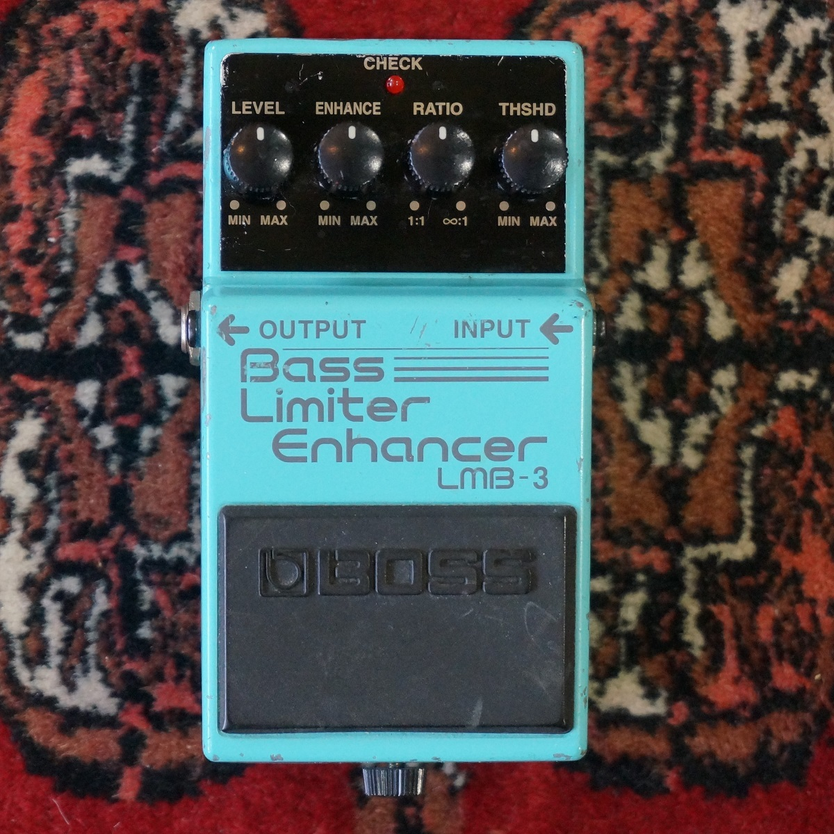 BOSS LMB-3 used [affordable used effector in stock!]