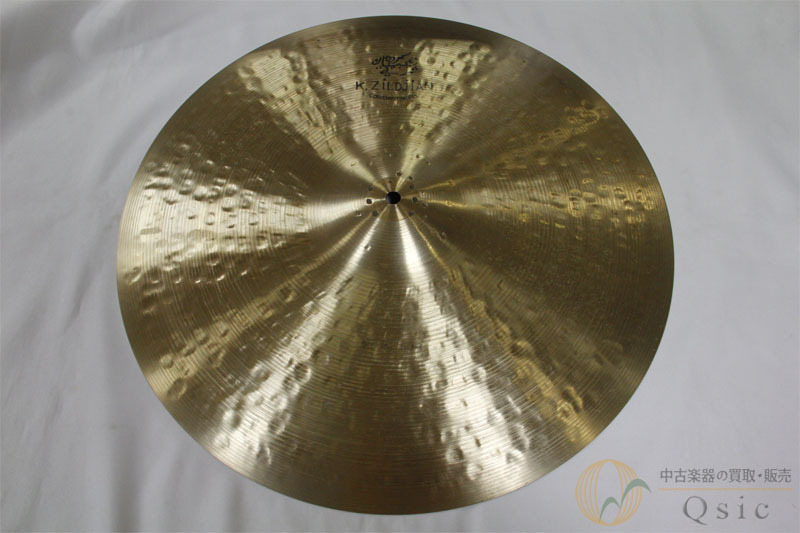 "Zildjian K.CONSTANTINOPLE MEDIUM RIDE 20 ""[WE391]"
