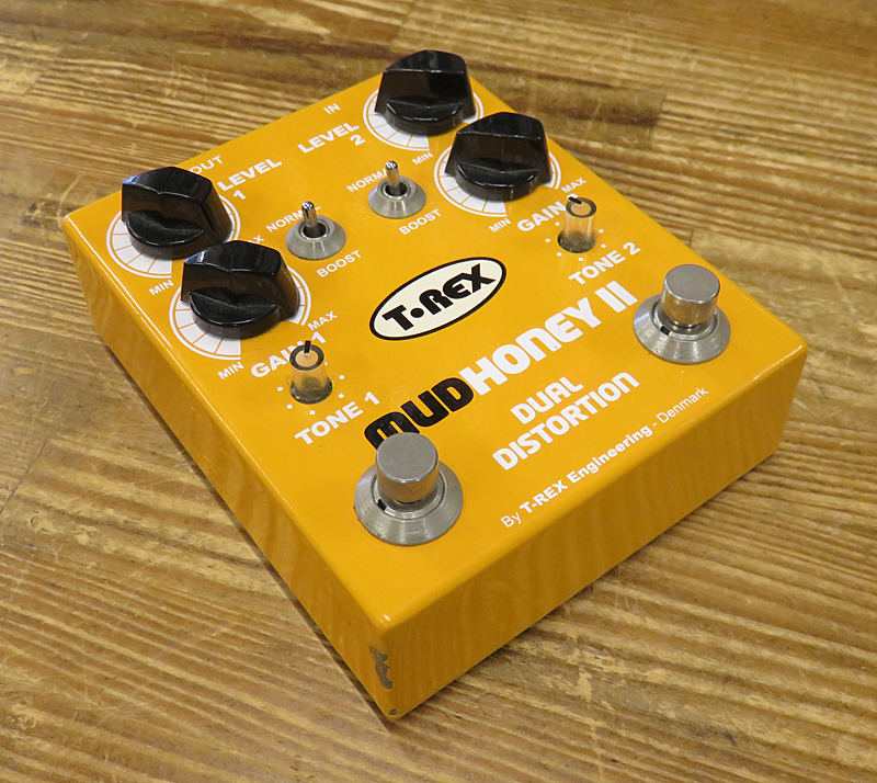 T-rex MUDHONEY II Dual Distortion