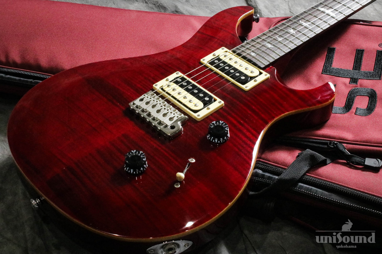 Paul Reed Smith(PRS) SE Custom24 Red 2015年製