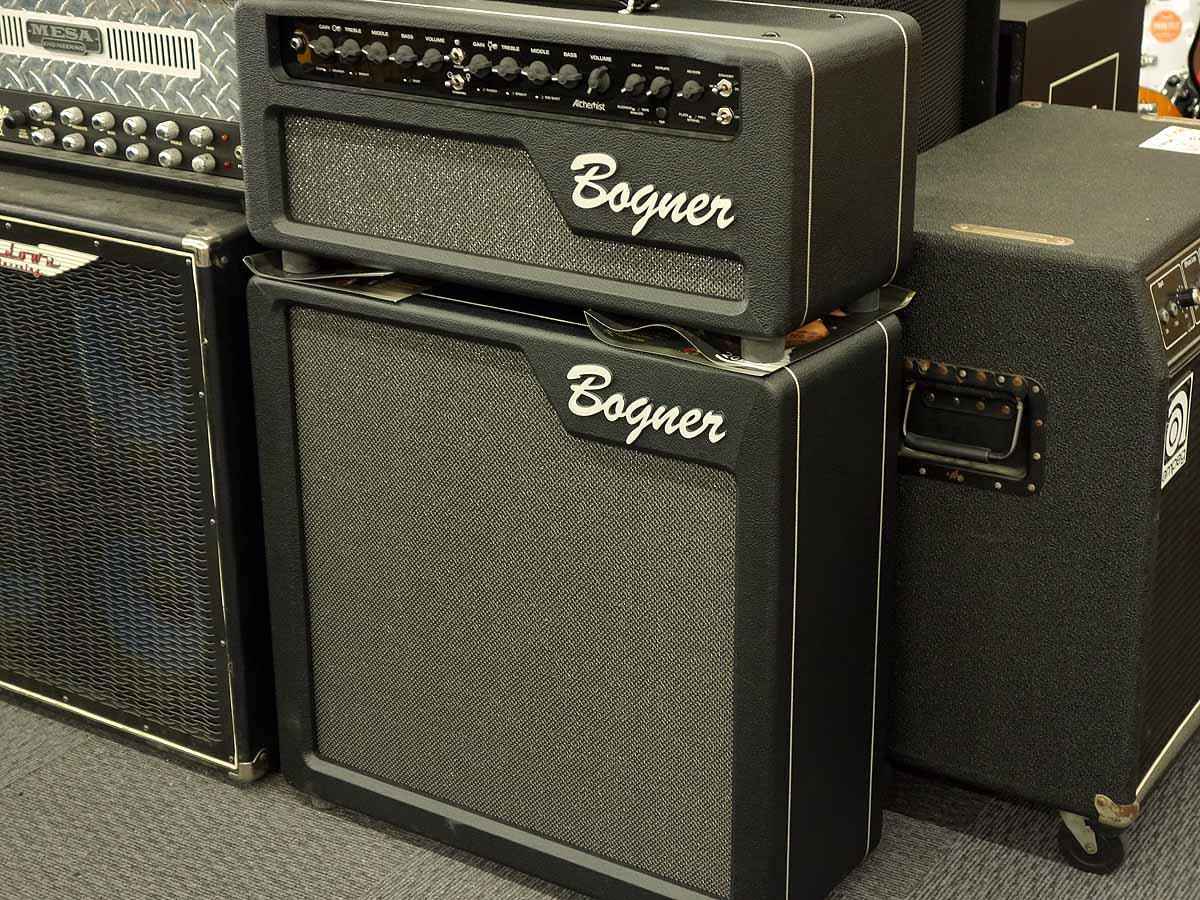 Bogner Alchemist Head + 212 Cabinet [the end of the year big thank sale !! 2018]
