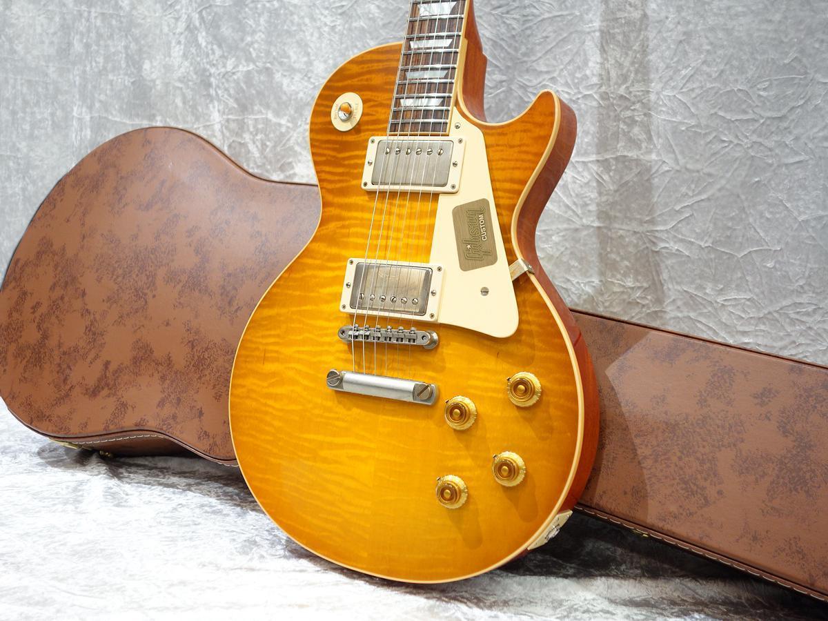 Gibson Custom Shop 1959 Les Paul Standard 2017 VOS Sand Stone Fade
