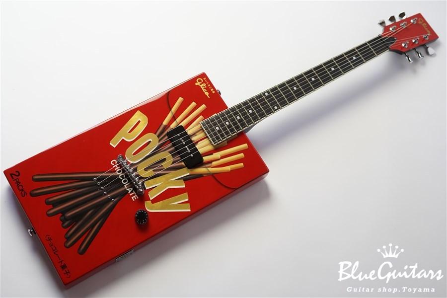 グリコ ポッキーギター