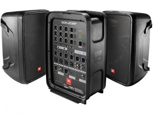 JBL PROFESSIONAL EON208P [storefront display in! It is possible you for watching!]