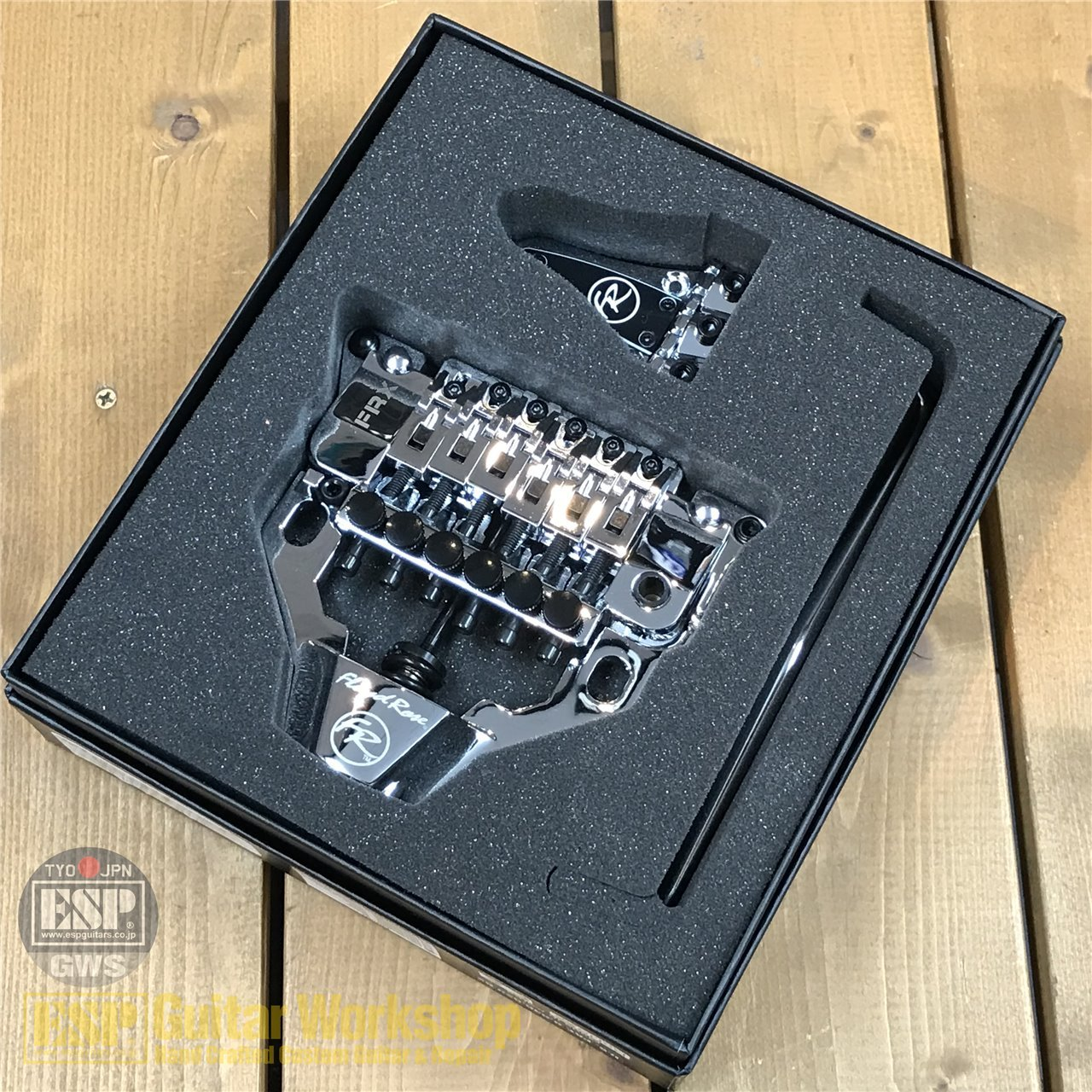 Floyd Rose FRX Tremolo System【CR 】