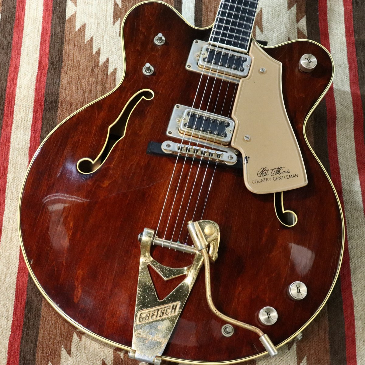 Gretsch 1975 year made 7670 Chet Atkins Country Gentleman [Ochanomizu FINEST_GUITARS]