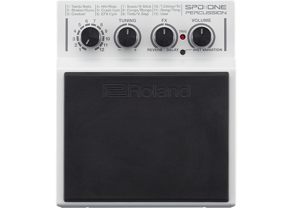Roland SPD :: ONE PERCUSSION