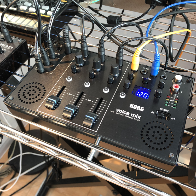 KORG volca mix [exhibit discount of as long as one!] []