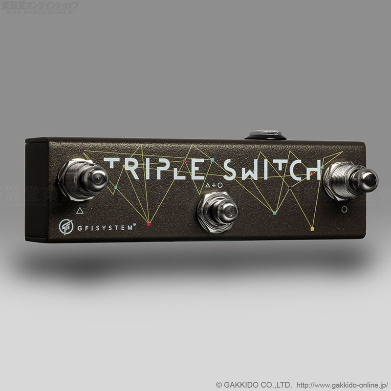 GFI System Triple Switch [Triple switch]