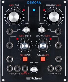 Roland DEMORA - Modular Delay