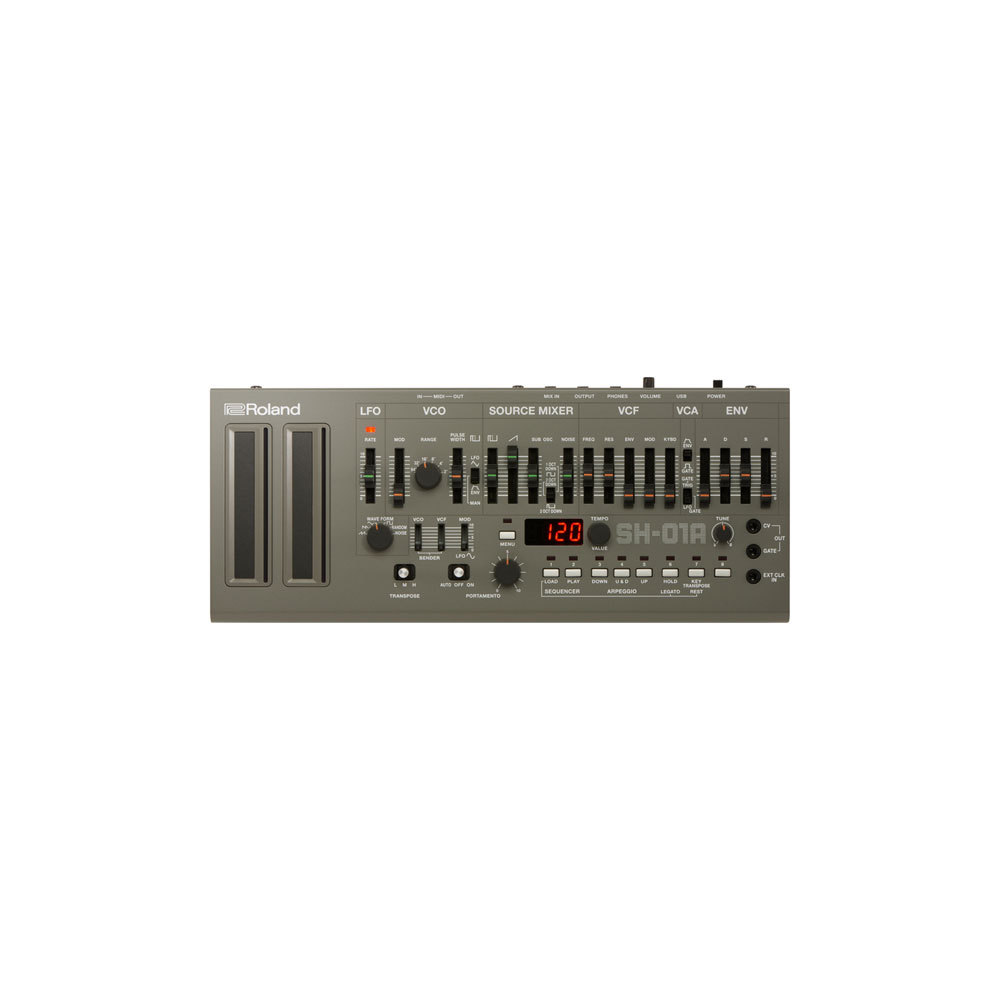 Roland Boutique Synthesizer SH-01A - can be instant delivery now!] []