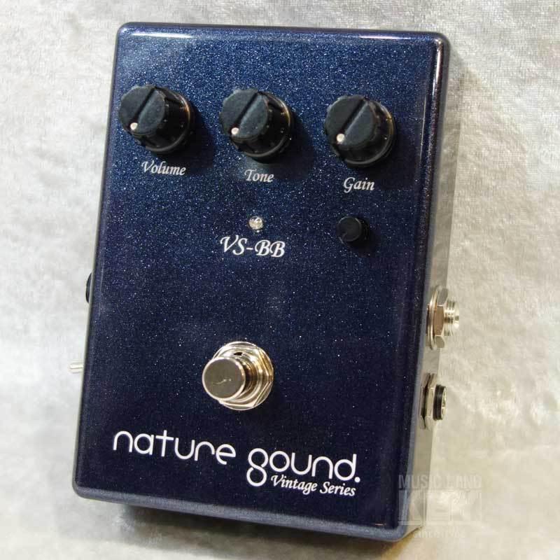 自然聲音VS-BB [機器藍調斷路器再現聲音的名稱!!!]