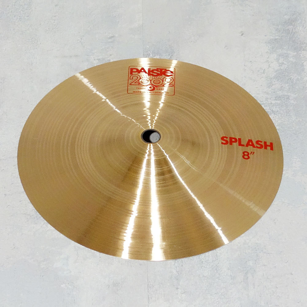 "PAiSTe 2002 SPLASH 8 ""[splash! Classic popular] [30% OFF !!!!]"
