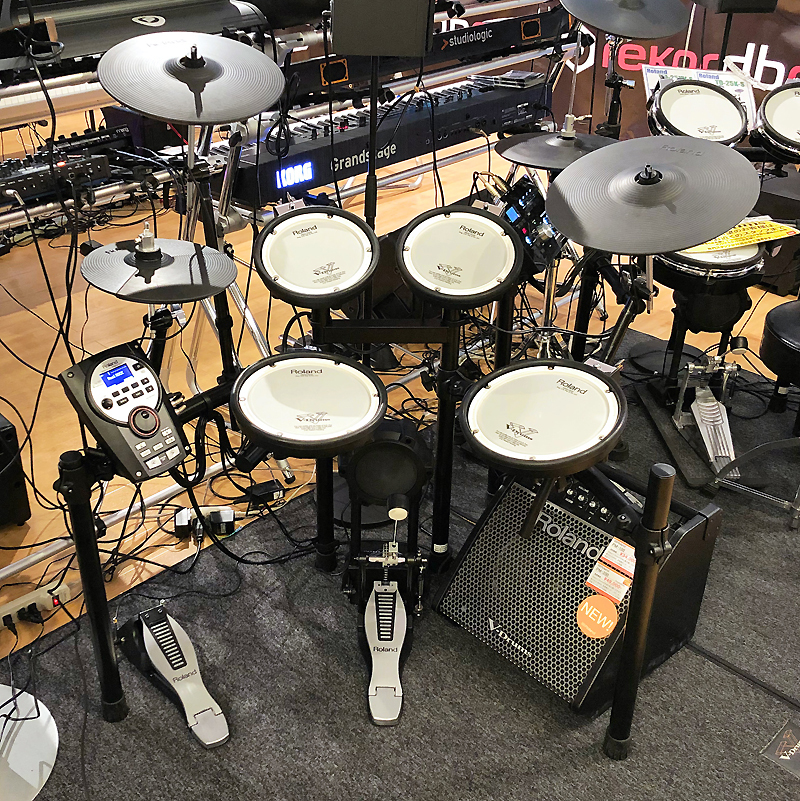 Roland TD-11KV-S [exhibition disposal large special !! for the production completion] [1 year with a manufacturer's warranty!] [!]