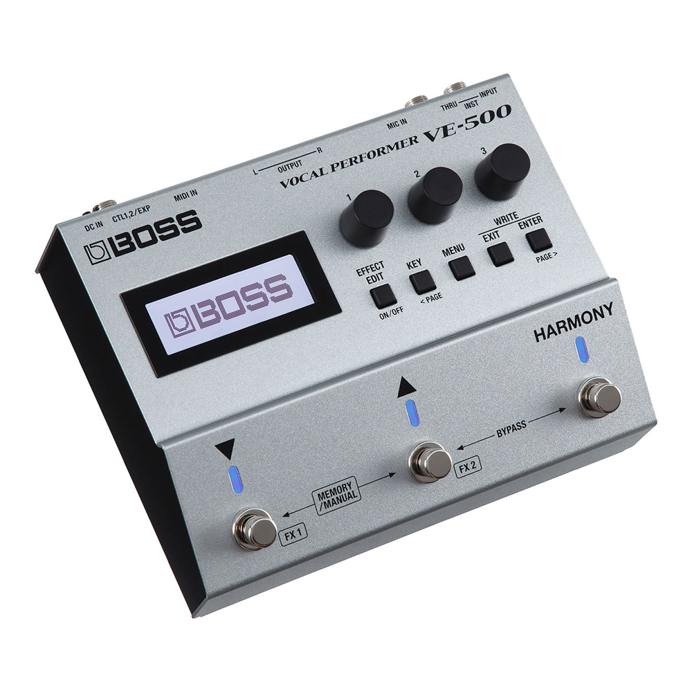 BOSS VE-500 [We first batch in stock!] []