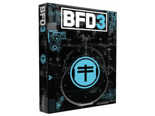 fxpansion BFD3 (USB memory Bundle) [limited time more than 50% OFF!] [!]