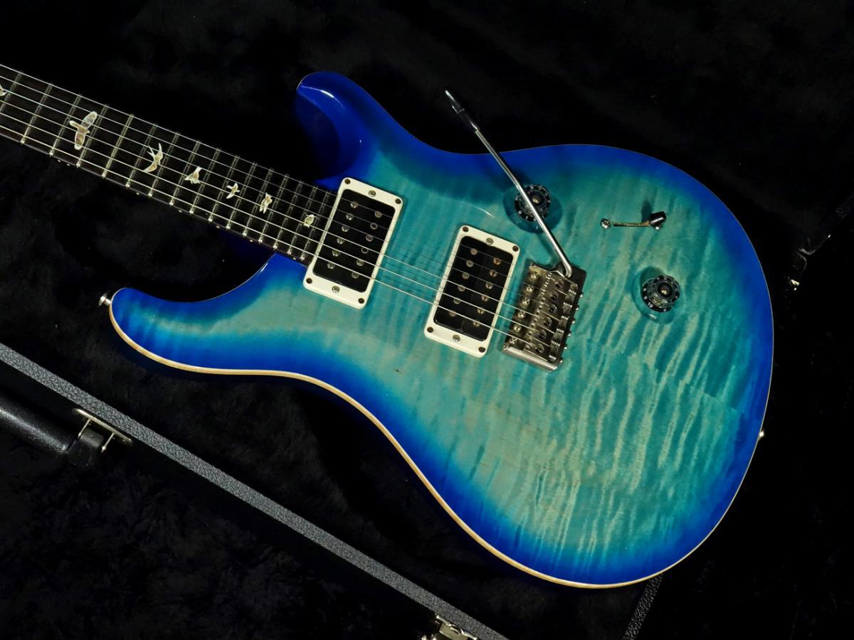 Paul Reed Smith (PRS) Custom 24 Makena Blue - Made in 2013] [big thank sale the end of the year]