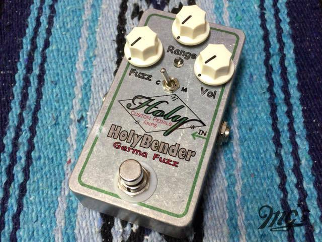 Holy CUSTOM PEDALS AMPS Holy Bender Germa Fuzz
