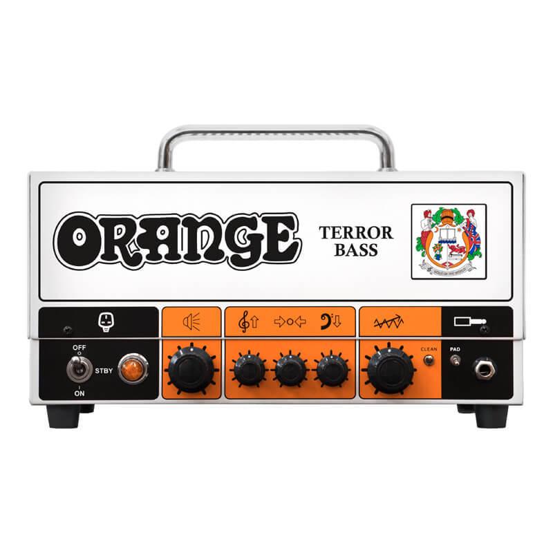 ORANGE Terror Bass【ベースアンプヘッド】