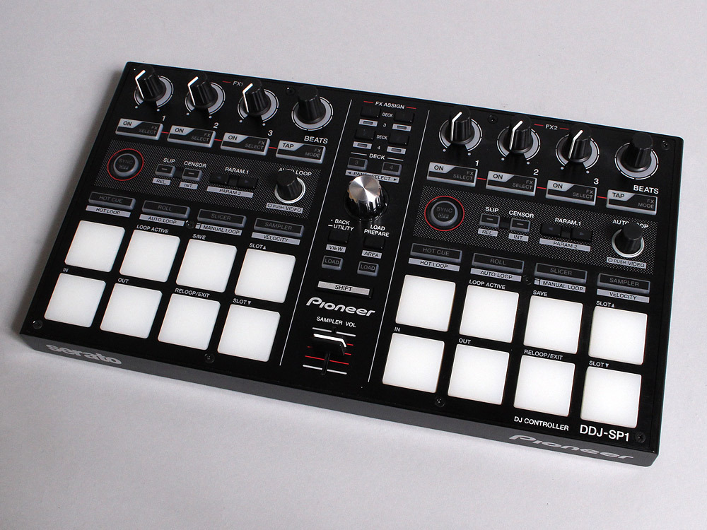 Pioneer Dj DDJ-SP1 [over-the-counter exhibit Specials!]