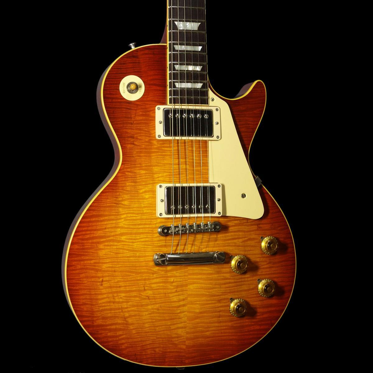 Gibson Custom Shop HISTORIC SELECT 1959 Les Paul Reissue BB Cover Burst painted by Tom Murphy '2015