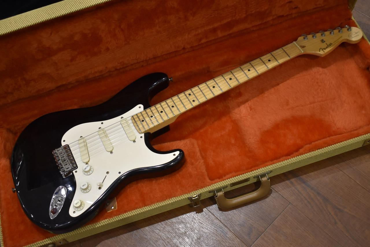Fender Eric Clapton Stratocaster   -Black-  【町田Mod.】【1989年製 USED】