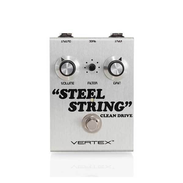 Vertex STEEL STRING CLEAN DRIVE 【Webショップ限定】