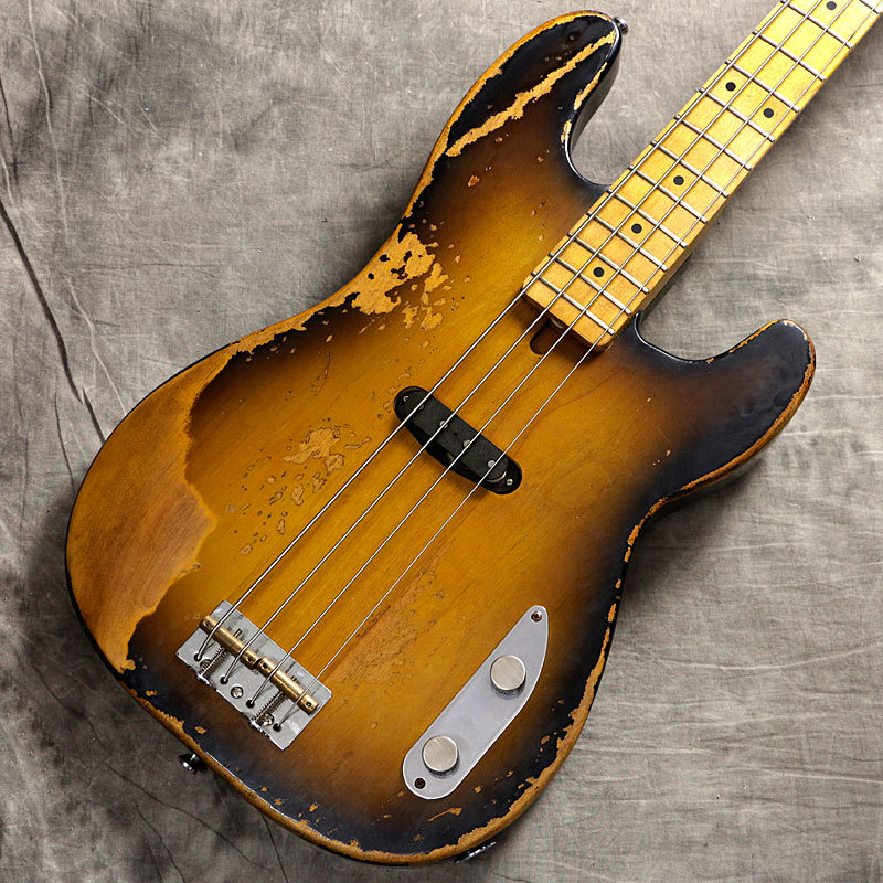 "Rittenhouse Guitars P-Bass ""w/Lindy Fralin '51 P-Bass PU"" Heavy Aged Sunburst 【新宿店】"