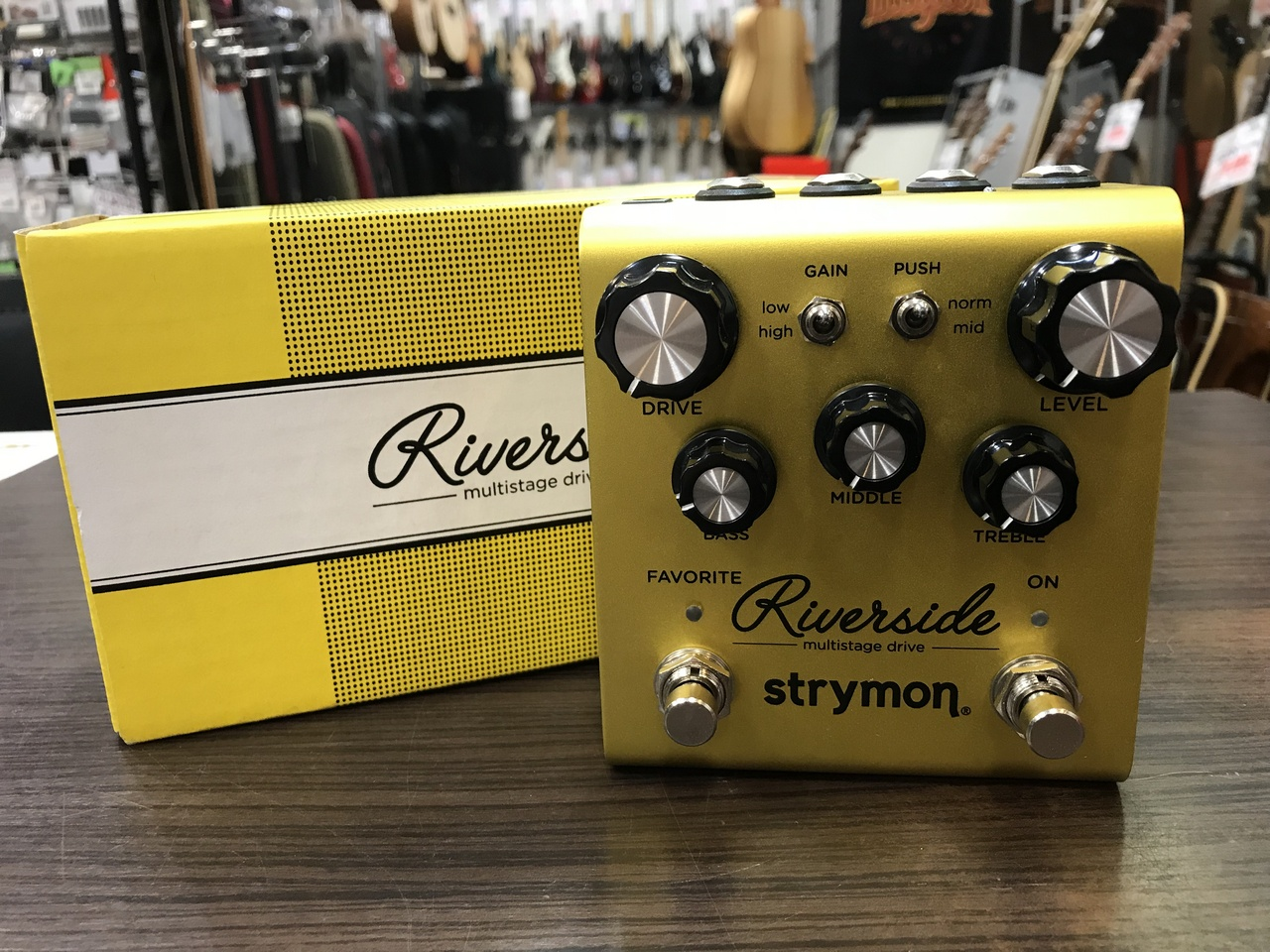 strymon Riverside Multistage Drive [exhibition replacement Specials