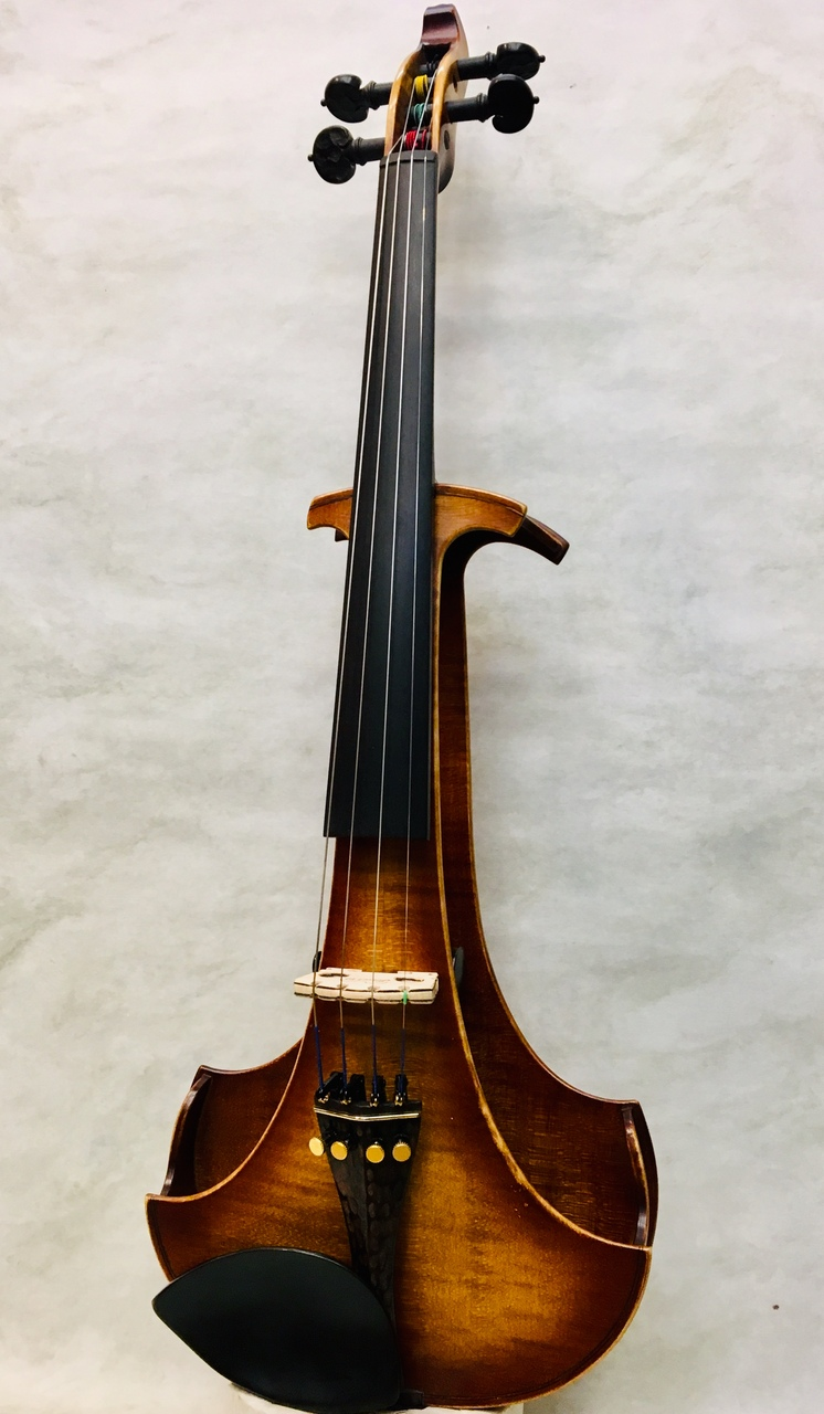 ForteVio Electric Violins 4string《Feather》