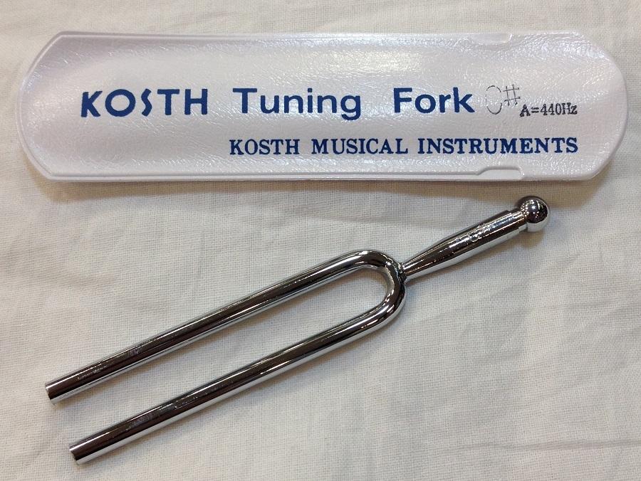 KOSTH Tuning Fork C #