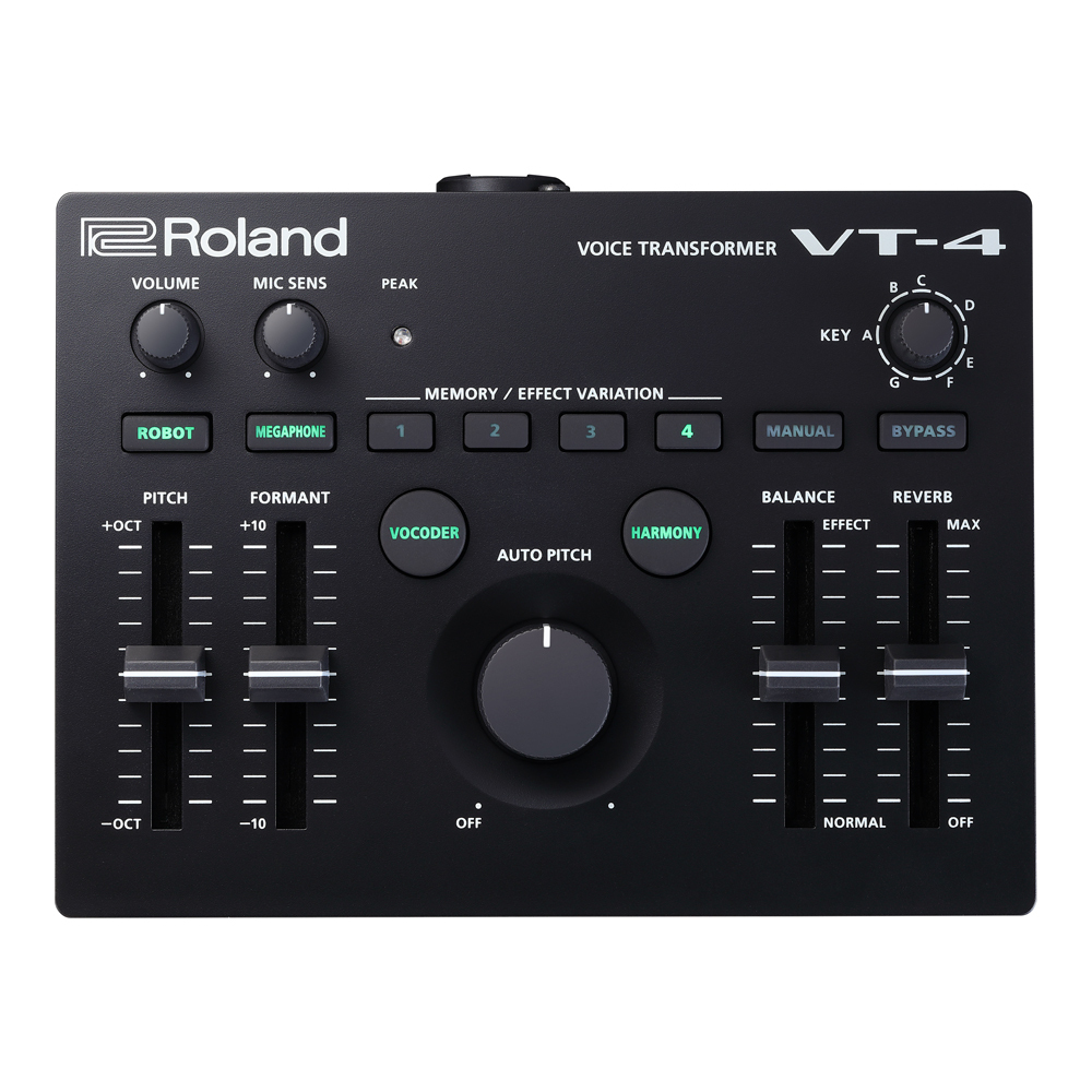 Roland AIRA VT-4 [] [next in stock-minute bookings accepted]