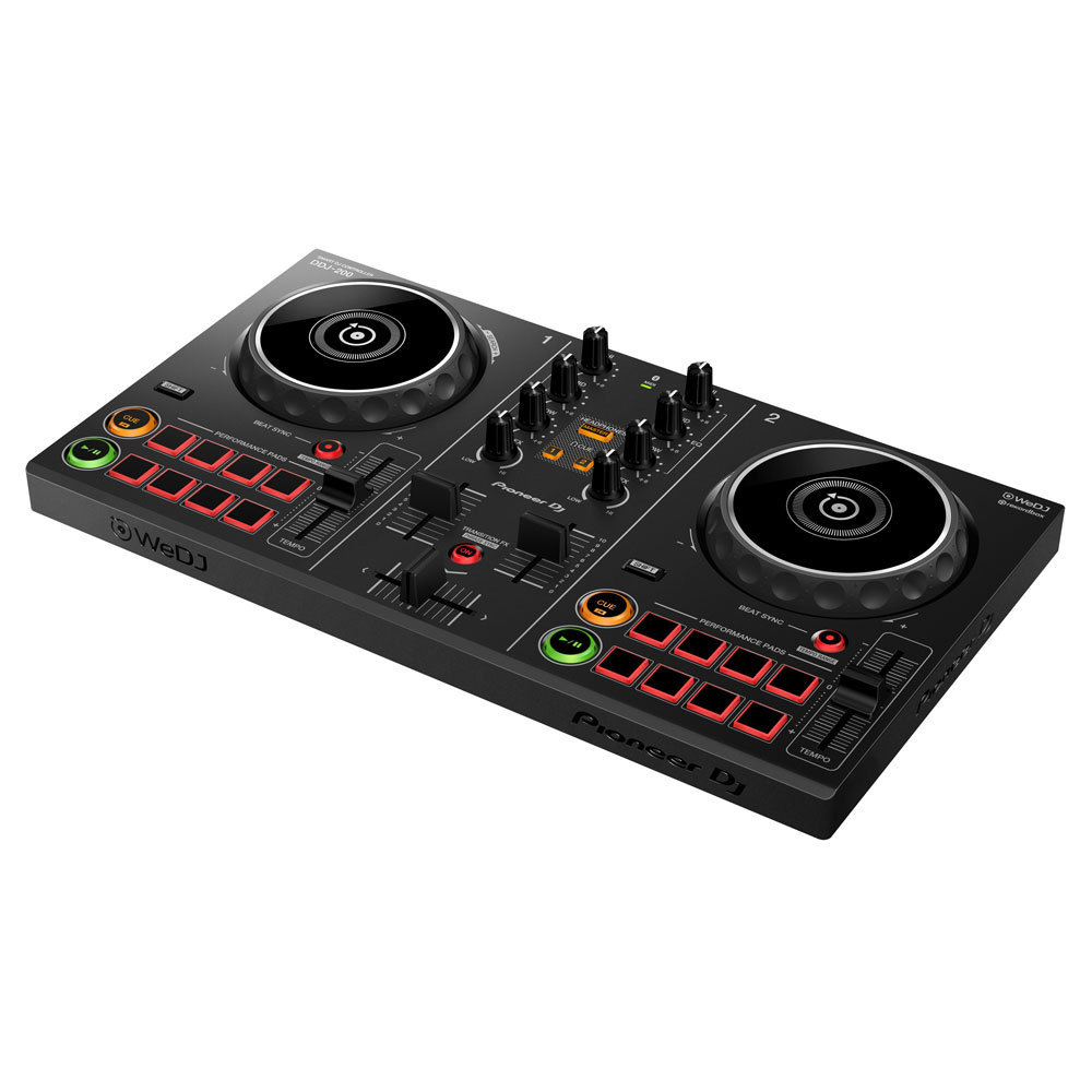 Pioneer Dj DDJ-200 [new products in stock! Available now!] [!]