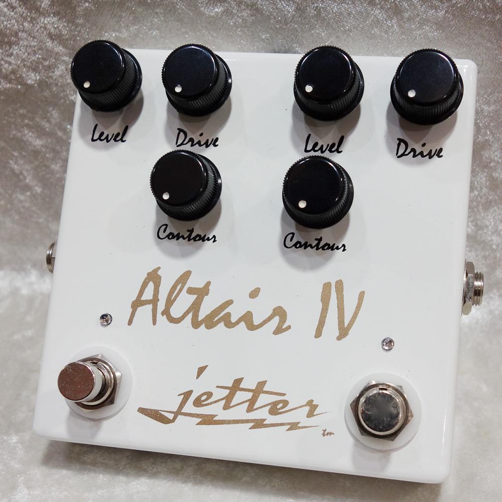 Jetter Gear Altair IV 【展示入れ替え大特価!! 2種類のダンブル系ODペダルを1つにした2in1モデル!!】