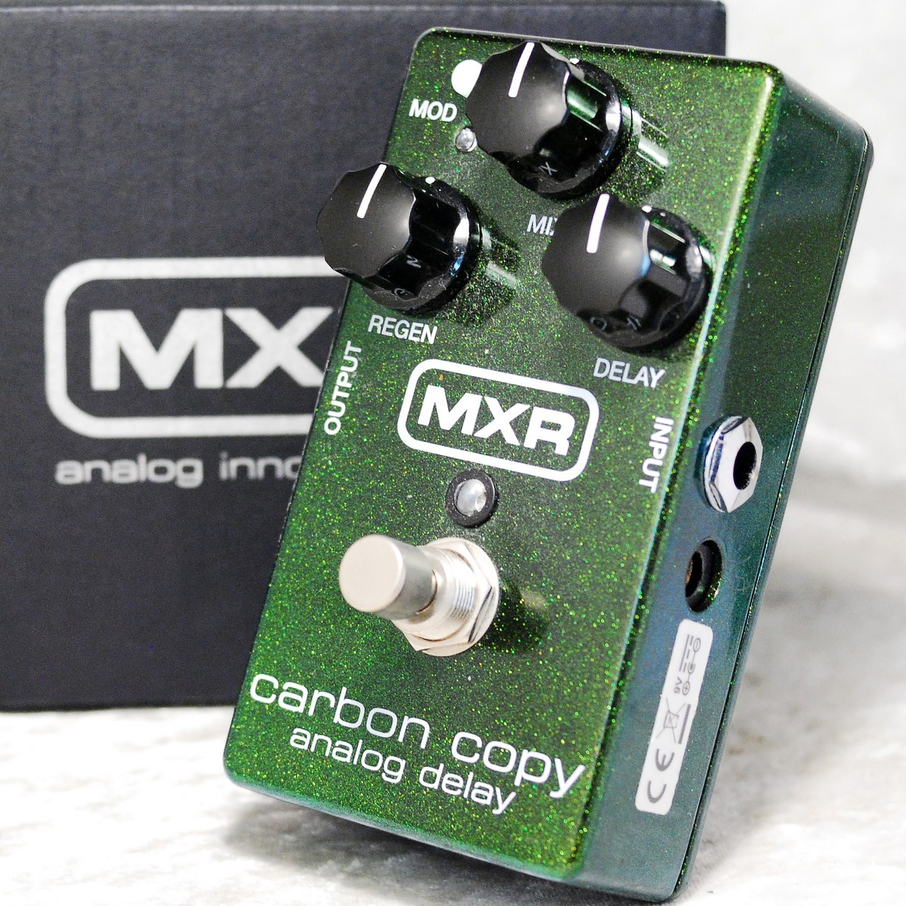 MXR Carbon Copy Analog Delay [正規輸入品] ☆12/25 20:30まで!☆