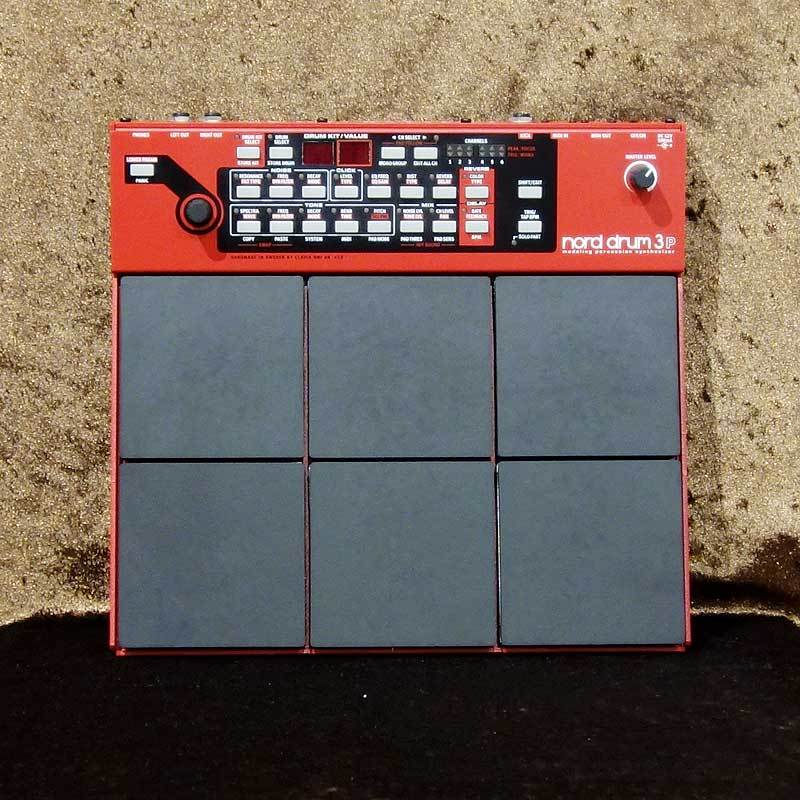 CLAVIA Nord Drum 3P [exhibit bargain!] [!]