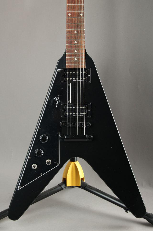 Gibson Flying V Tribute Left Hand 2019 Satin Ebony