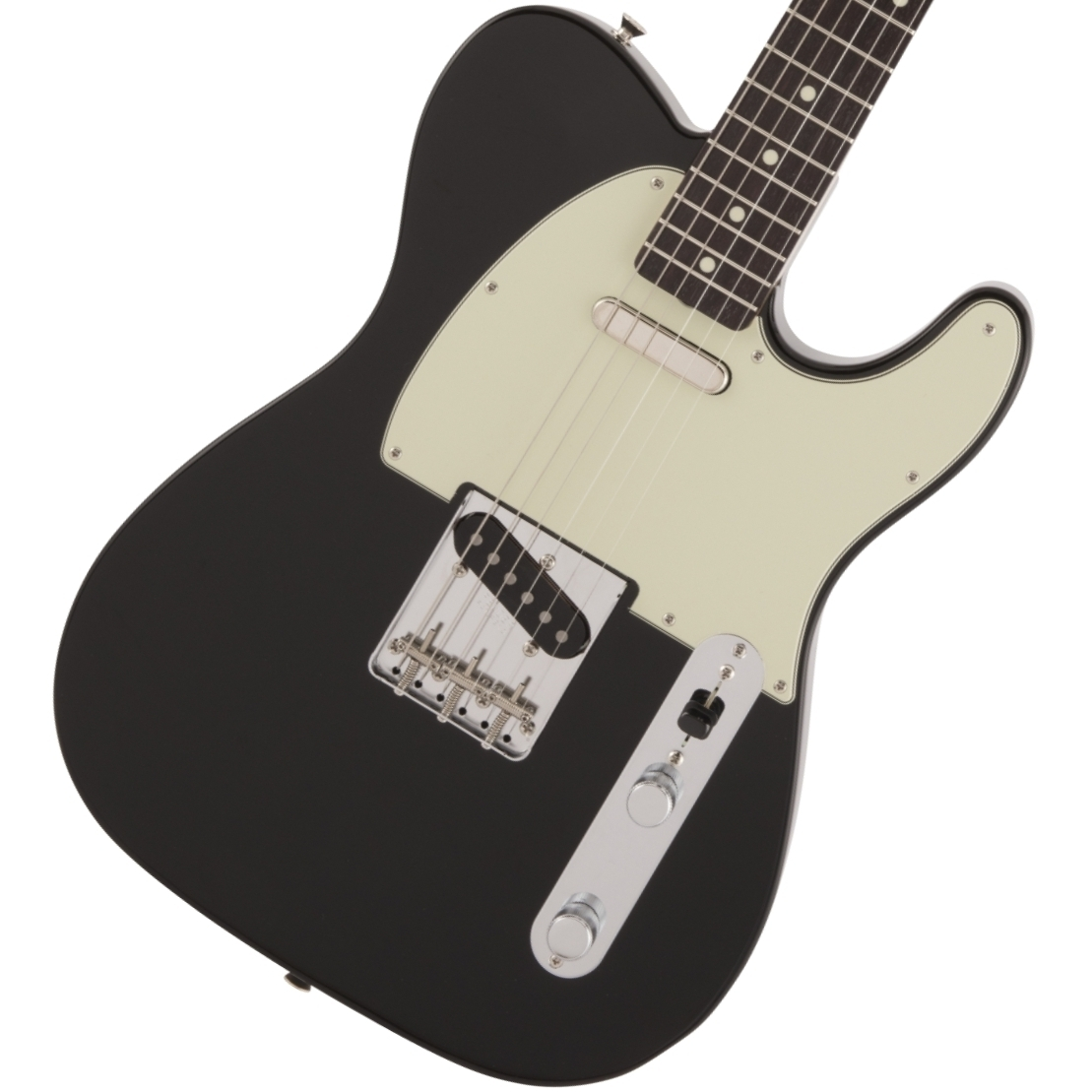 Fender 2020 Collection Made in Japan Traditional 60s Telecaster Rosewood Black【新宿店】