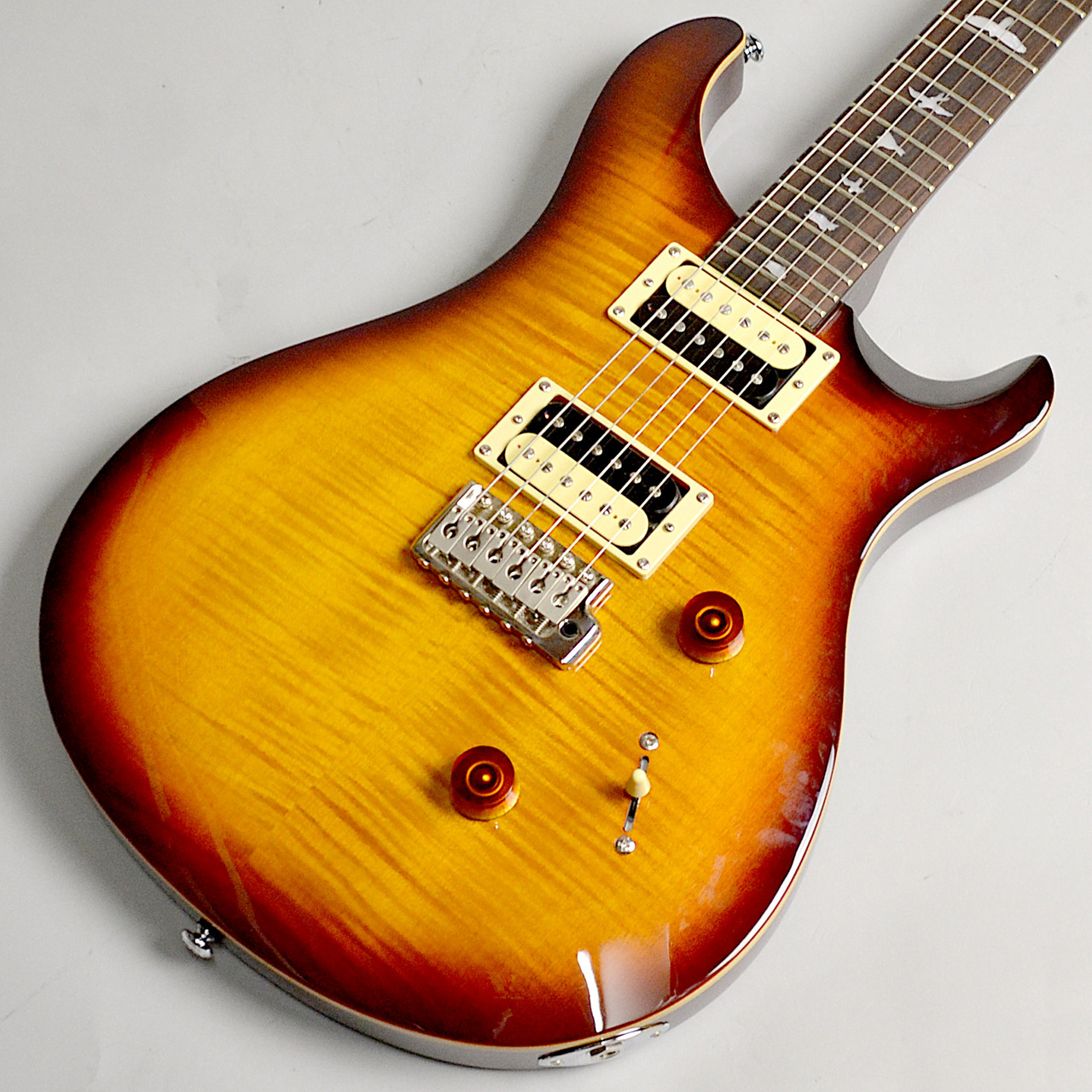Paul Reed Smith(PRS) SECUSTOM24  TS 【Tobacco Sunburst/タバコサンバースト】