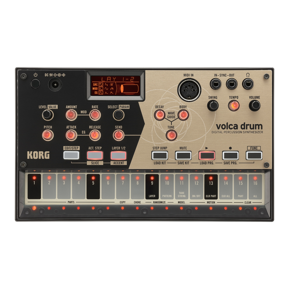 KORG volca drum instant delivery possible!] [!]