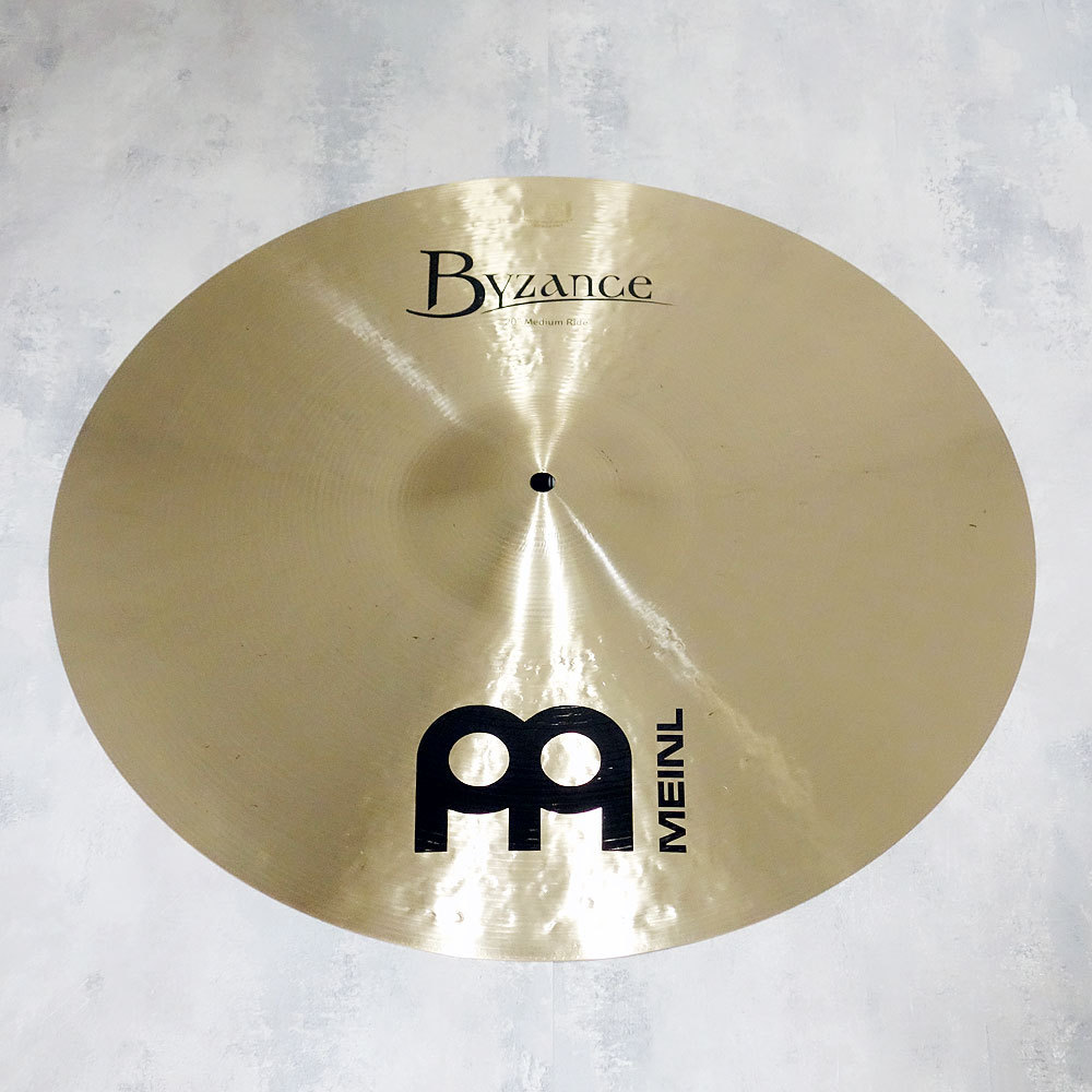 Meinl Byzance Traditional Medium Ride20 B20MR [August limited bargain basement !!!!]