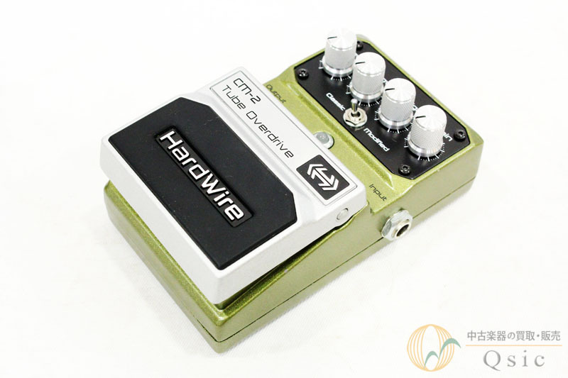 DigiTech CM-2 Hand Wire TUBE OVERDRIVE [TE741]