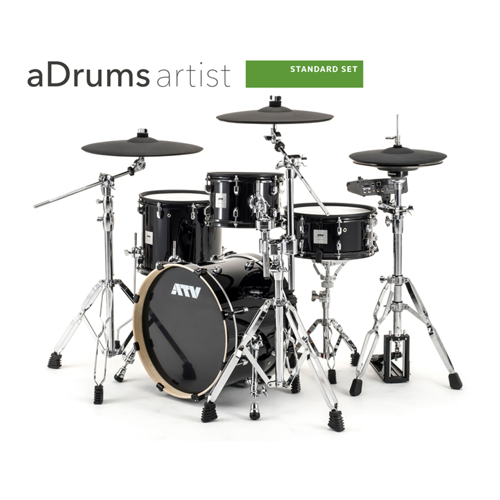 ATV aDrums Standard set [KEY original HW / mat comes with a set !!!!]