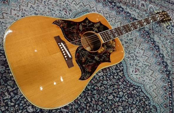 Gibson [rare!] Hummingbird Factory Original Double Guard made 1966 [Ikebukuro]